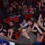 Das Publikum hat Spaß!